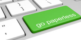Why should my company go paperless?