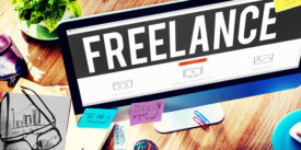 How can I turn my freelance work into a small business?