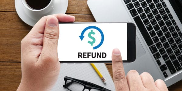 Guidance on customer returns and refunds for small businesses