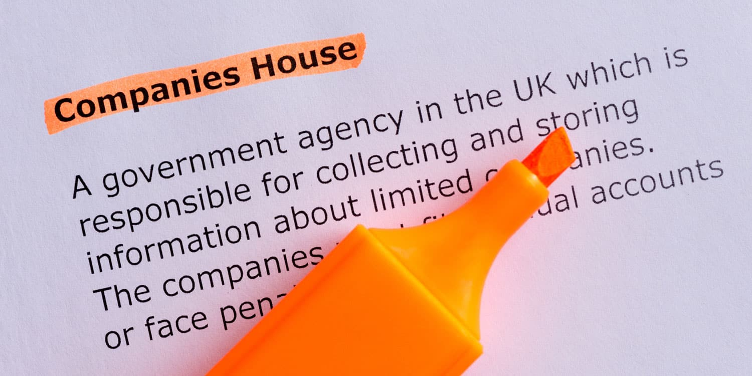 What is the role Companies House?
