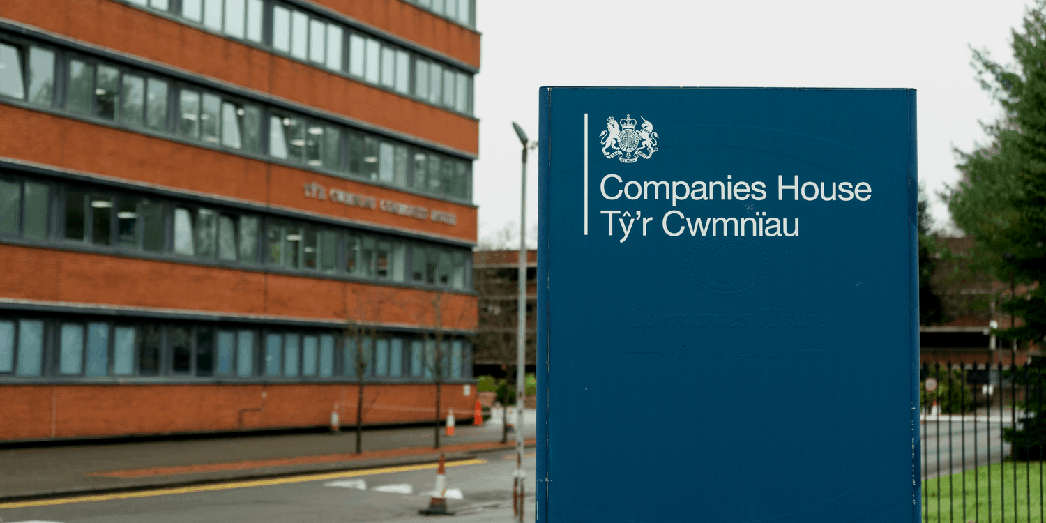 An image of Companies House building in Cardiff - where Companies House services are carried out.